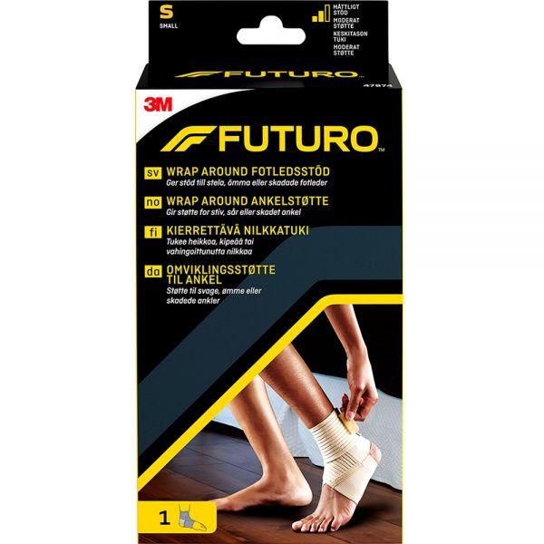 Futuro Wrap Ankelstøtte Small 1 stk - moderat støtte til ankel, Apotekfordeg, 868496