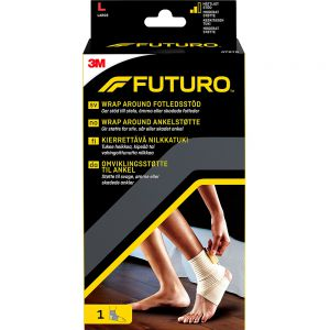 Futuro Wrap ankelstøtte Large 1 stk - moderat støtte til ankel, Apotekfordeg, 817245