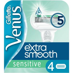 Gillette Venus Extra Smooth Sensitive 4 stk, ApotekForDeg, 935782
