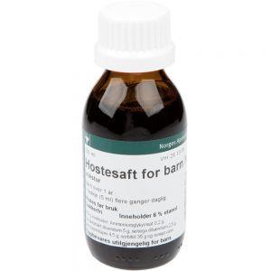 Hostesaft For Barn NAF Mikstur 100 ml, Apotekfordeg, 251306