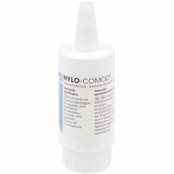 Hylo-Comod Øyedråper 10 ml, ApotekForDeg, 902631