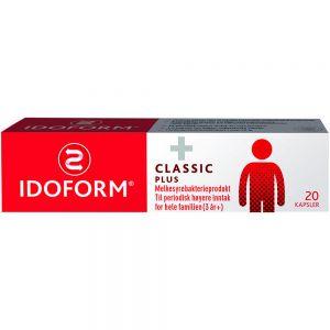 Idoform Classic Plus Kapsler 20 stk, ApotekForDeg, 903787