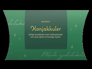 Julegodt apotekets konjakkuler, Apotekfordeg, 992130
