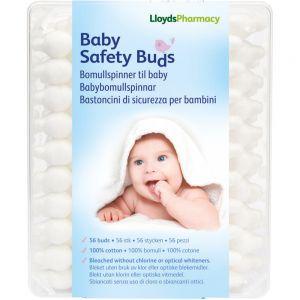 LLP Bomullspinner For Barn 56 stk - tilpasset baby og små barn, Apotekfordeg, 991529