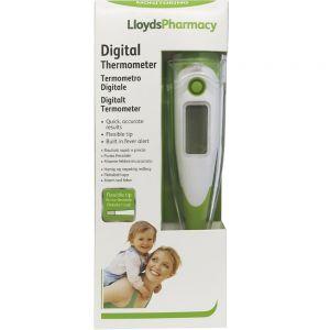 LLP Digital Febertermometer 1 stk - hurtig og nøyaktig måling, Apotekfordeg, 876533