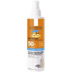 La Roche-Posay Anthelios Kids Spray SPF50+ 200 ml - for barn med sensitiv hud, Apotekfordeg, 895210