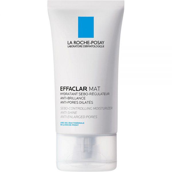 La Roche-Posay Effaclar Dagkrem 40 ml - mattende krem for fet hud, Apotekfordeg, 904090