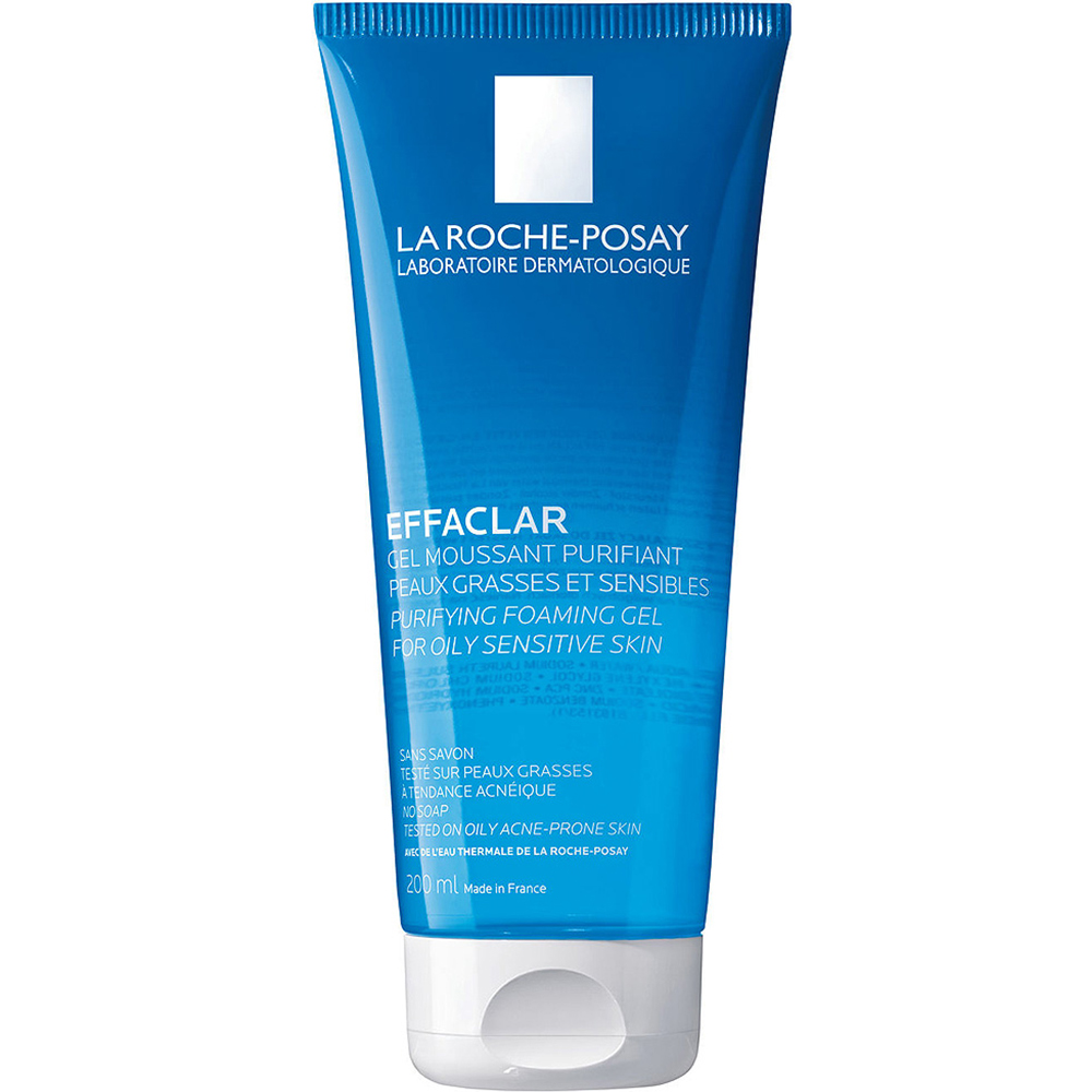 La Roche-Posay Effaclar Rensegelé 200 ml - for fet og uren hud, Apotekfordeg, 864548