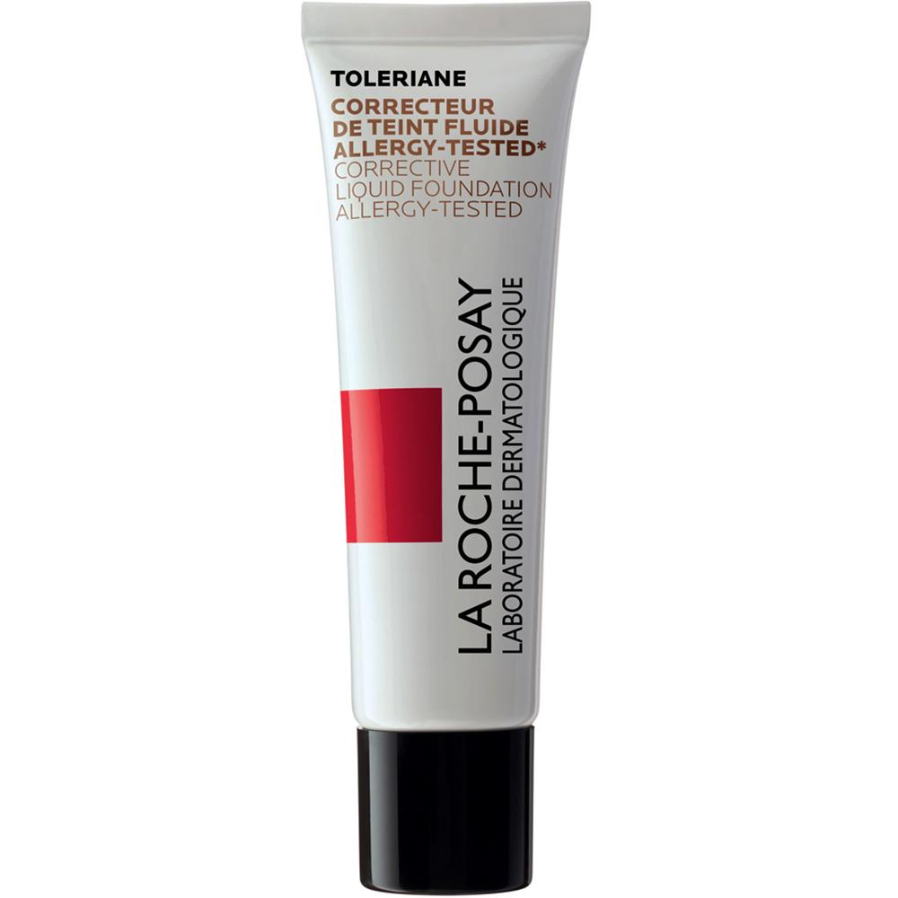 La Roche-Posay Toleriane Foundation 15 30 ml - for sensitiv hud, Apotekfordeg, 845355