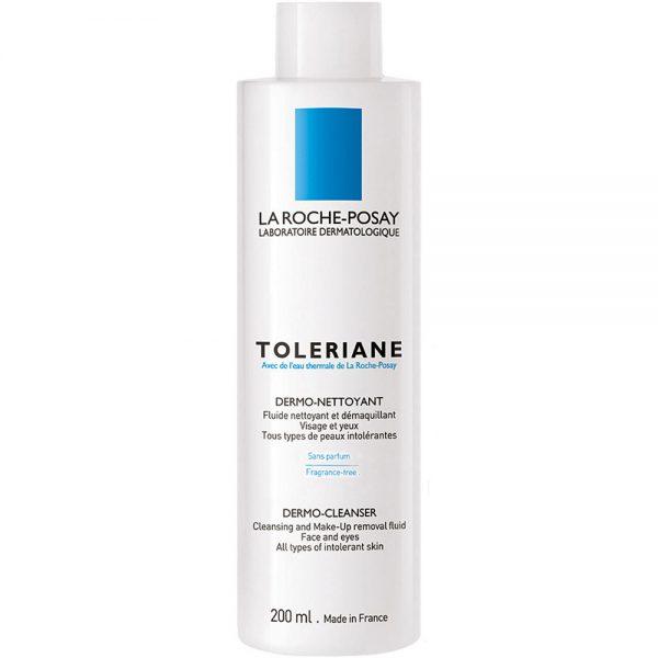 La Roche-Posay Toleriane Renselotion 200 ml - for sensitiv hud, Apotekfordeg, 921740