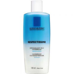 La Roche-Posay Vannfast Sminkefjerner 125 ml - fjerner vannfast mascara, Apotekfordeg, 922837