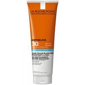La roche-posay anthelios hydrating lotion SPF 30, hydrerende solkrem for sensitiv og tørr hud, 250ml, apotekfordeg, 929754