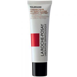 La roche-posay toleriane foundation 13, flytende foundation for sensitiv hud, 30 ml, apotekfordeg, 864617