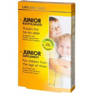 Lifeline Care Junior Geleputer 30 stk, Apotekfordeg, 981573