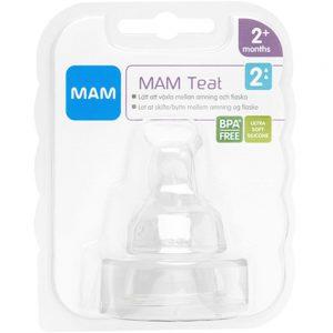 MAM flaskesmokk til MAM tåteflaske, Apotekfordeg, 873826