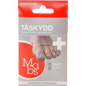 Mabs tåbeskyttelse i tubeform, 2 stk, ApotekForDeg, 887183
