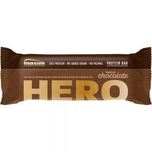 Maxim Hero Bar Triple Choco 57 g, Apotekfordeg, 992510