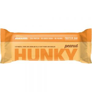 Maxim Hunky Bar Choco Peanut 55 g, Apotekfordeg, 918915