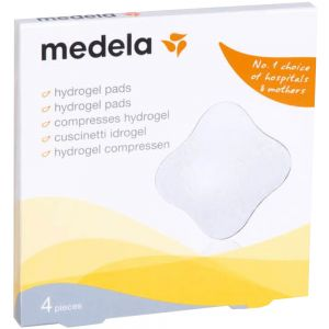 Medela Hydrogel Pad 4 stk, ApotekForDeg, 903082