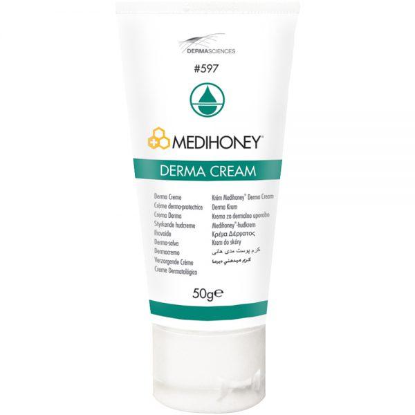 Medihoney Derma Cream Hudkrem 50 g, ApotekForDeg, 834011