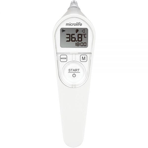 Microlife Ear Thermometer IR210 1 stk, ApotekForDeg, 904416