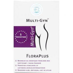 Multi-Gyn Floraplus 5×5 ml, ApotekForDeg, 818655