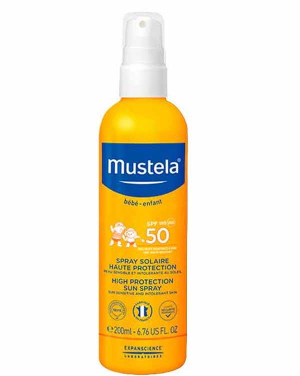 Mustela Very High Protection Sun Spray 200 ml - Apotekfordeg