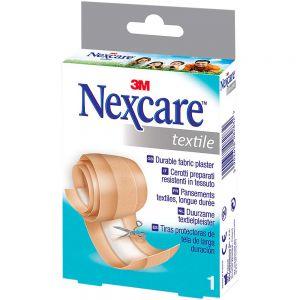 Nexcare Tekstil 9,4 cm x 1 m Klippeplaster 1 stk, ApotekForDeg, 930161