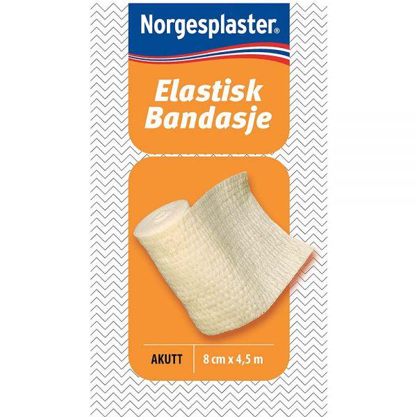 Norgesplaster Elastisk Bandasje 1 stk, ApotekForDeg, 902070
