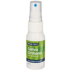 Nycodent Saliva Orthana ved tørr munn, Apotekfordeg, 870998