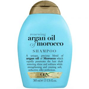 Ogx Argan Oil Morocco Sjampo 385 ml, ApotekForDeg, 890201