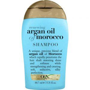Ogx Argan Oil Morocco Sjampo Reisestørrelse 88,7 ml, ApotekForDeg, 849196