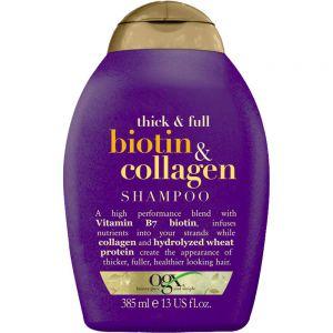 Ogx Biotin & Collagen Sjampo 385 ml, ApotekForDeg, 999518