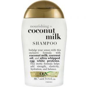 Ogx Coconut Milk Sjampo Reisestørrelse 88,7 ml, ApotekForDeg, 891610