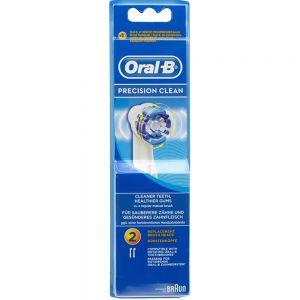Oral-B Precision Clean EB17-2 Børstehode 2 stk, ApotekForDeg, 839772