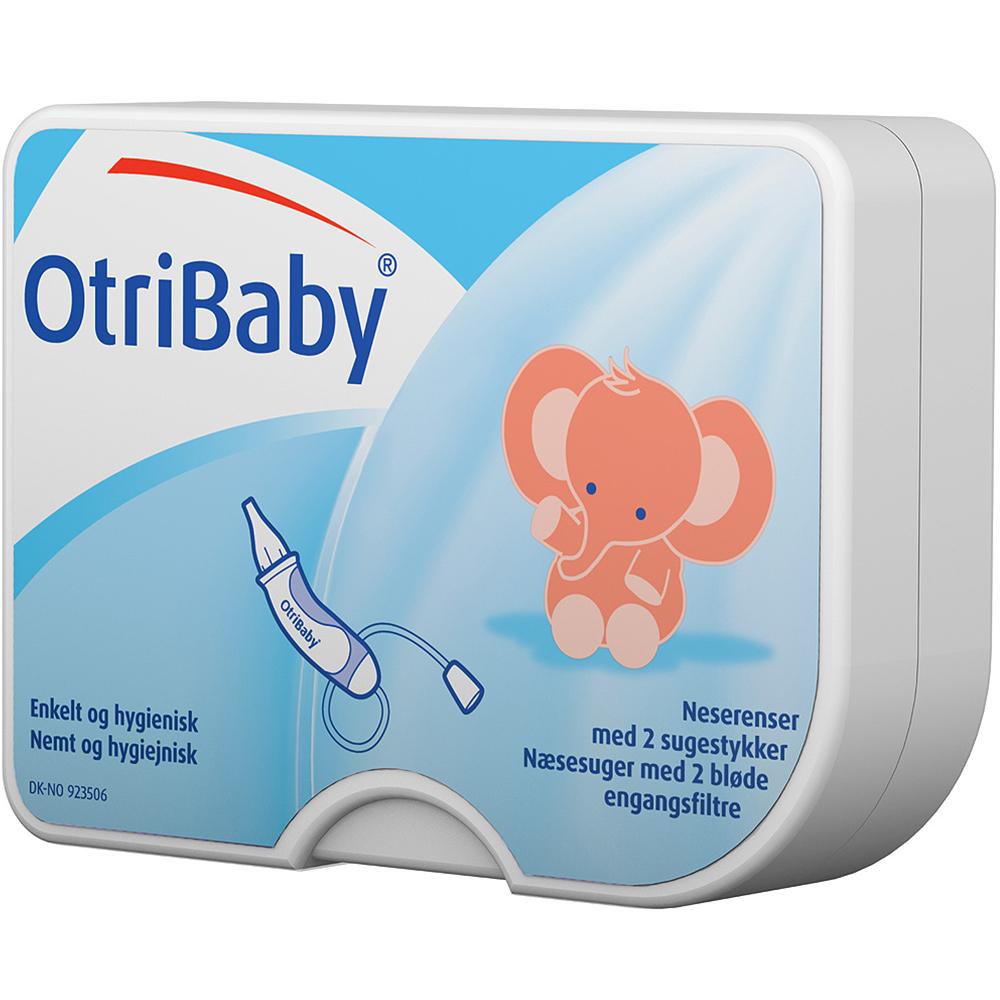 Otribaby Nesesuger Til Baby 1 stk, Apotekfordeg, 941613