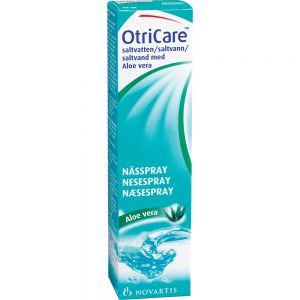 Otricare Saltvannspray Aloe Vera 50 ml - renser og fukter nesen, Apotekfordeg, 868366
