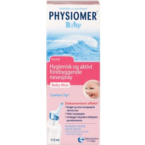 Physiomer Baby nesespray, Apotekfordeg, 868465
