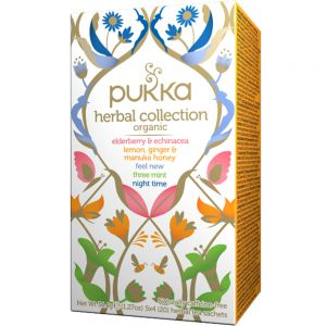Pukka herbal collection urtete, Apotekfordeg, 807322