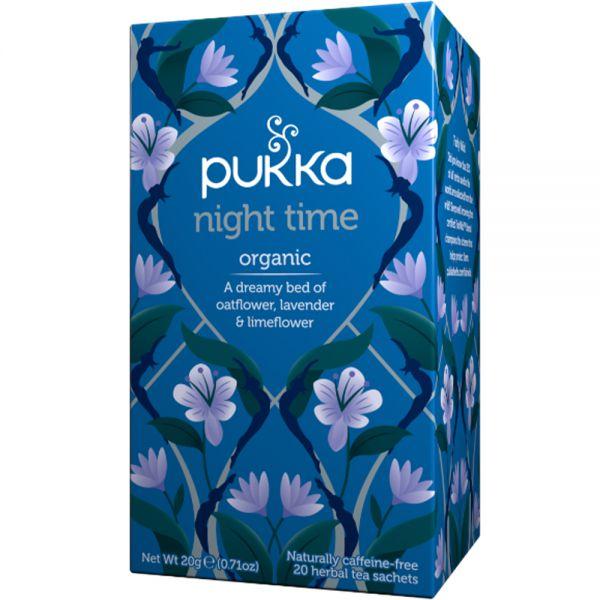 Pukka night time urtete, Apotekfordeg, 966622
