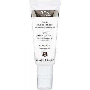 REN Flash Hydro-Boost Plumping Emulsion 40 ml booster til tørr hud, Apotekfordeg, 930570
