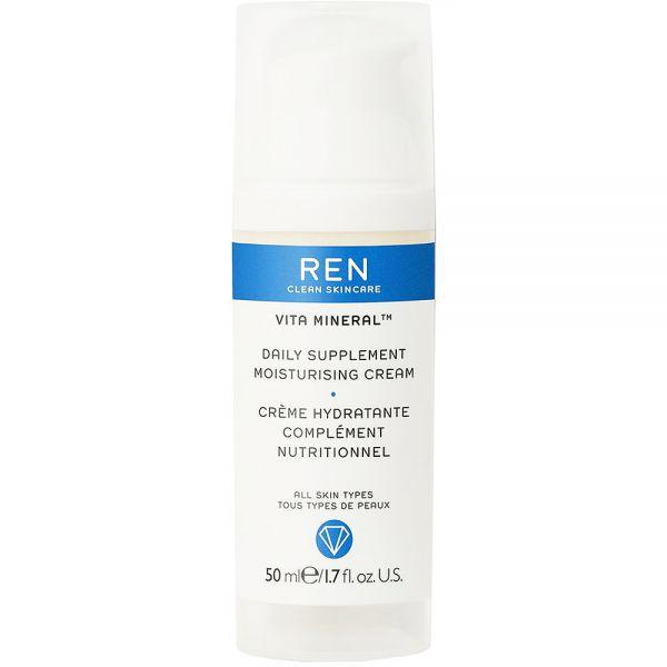 REN Vita Mineral Daily Supplement Moisturising Cream 50 ml, ApotekForDeg, 884942