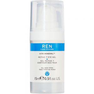 REN vita mineral active 7 eye gel, avkjølende øyegele, 15 ml, ApotekForDeg, 910847