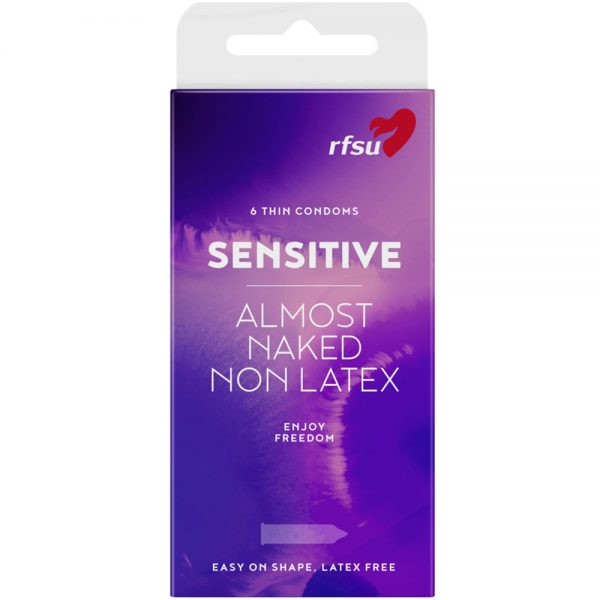 RFSU Sensitiv kondomer, Apotekfordeg, 853782