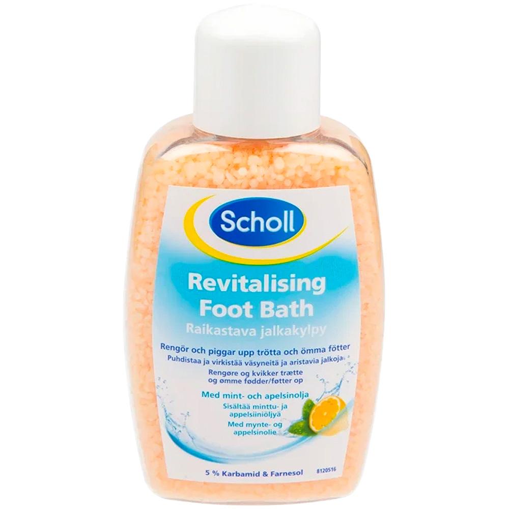 Scholl revitaliserende fotbad for trette og slitne føtter, 275 g, ApotekForDeg, 923778