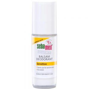 Sebamed balsam roll-on deodorant for sensitive armhuler, 50ml, ApotekForDeg, 801155