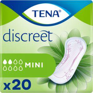 Tena lady discreet mini 20 stk, Apotekfordeg, 990631