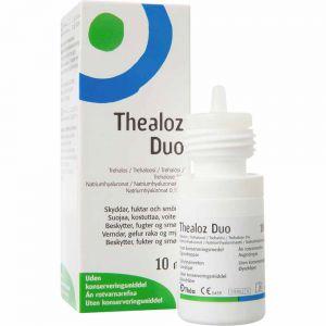 Thealoz Duo Øyedråper 10 ml, Apotekfordeg, 831345