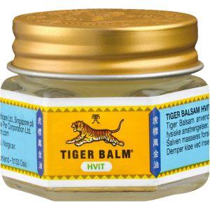Tigerbalsam Hvit 19 g - mot stive og ømme muskler, 836171