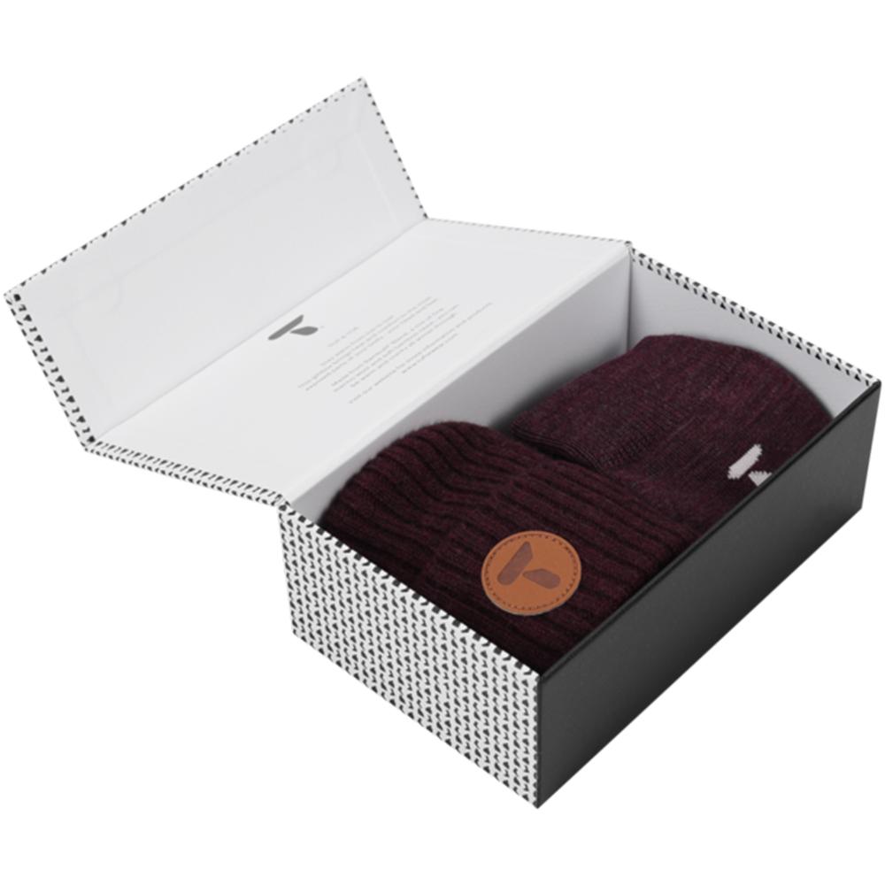 Tip&top gavesett til dame, votter og lue, 1size, Apotekfordeg, 863511